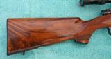 Daniel Fraser (Black Isle) Mannlicher Schoenauer, 6.5x57mm, Near Mint Condition - 4 of 15