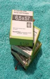 Daniel Fraser (Black Isle) Mannlicher Schoenauer, 6.5x57mm, Near Mint Condition - 9 of 15