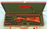 Merkel Drilling, 12/12/ 7.65R Brenneke, Scope/claw mounts, Cased Excellent Plus - 1 of 10