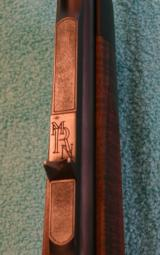 """MNR Custom African .416 Rigby, 23"""" bl., engraved, As New- 8 of 12"""