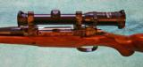 Heym (Martini) Express Rifle, Double square bridge Magnum, .416 Rigby, Mint - 12 of 15