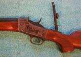 Creedmore Rolling Block Rifle, .45-70, 30 - 7 of 12