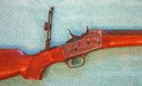 Creedmore Rolling Block Rifle, .45-70, 30 - 2 of 12