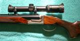 Chapuis Safari Express Double Rifle with upgrades, .470 N.E. -- Near Mint