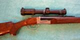 Chapuis Safari Express Double Rifle with upgrades, .470 N.E. -- Near Mint - 5 of 15