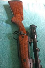 """Sterling Davenport, Double Sq Bridge Magnum, .416 Rigby, 24"""", Mint- 19 of 19"""