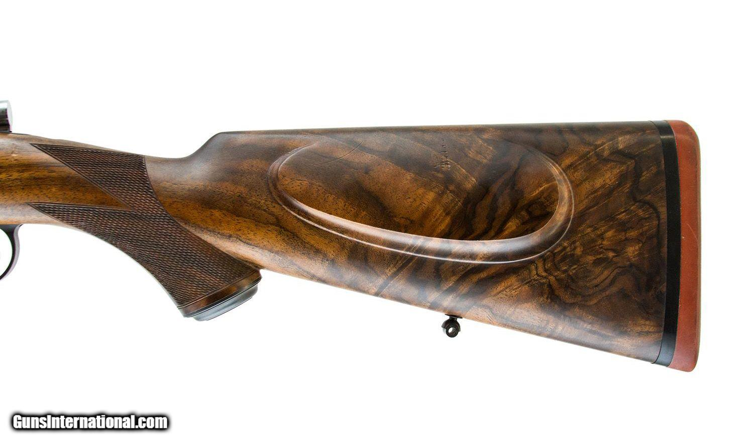 Heym Martini Express Rifle,  375 H&H, 24