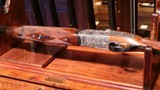 "Beretta SO5 EELL, 12 ga., 28"" bls, Hand Detachable Sidelocks, Briley Chokes, Master Engraver - 13 of 19"