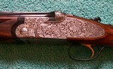 "Beretta SO5 EELL, 12 ga., 28"" bls, Hand Detachable Sidelocks, Briley Chokes, Master Engraver - 12 of 19"