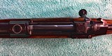 Johannsen 416 Rigby, Double Square Bridge Magnum, Integral Scope Rings - AS NEW - 24 of 25