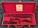 Chapuis Safari Express Double Rifle, .375 H&H Mag, S&B scope, Excellent Plus