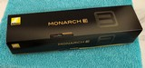 Nikon Monarch 3 Scope (1-4x20) R4 reticle Matte (big bore scope)