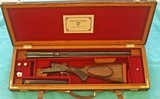 Johann Fanzoj Sidelock Ejector Double Rifle, 500-465 NER, Best Gun, Near Mint