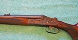 Johann Fanzoj Sidelock Ejector Double Rifle, 500-465 NE, Best Gun, Near Mint - 9 of 25