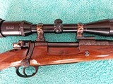 """Rigby -- London -- 270 Win. -- RARE Light Deluxe Magazine Rifle -- 24"""" Bl -- Mint - 5 of 25"""