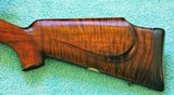 """Rigby -- London -- 270 Win. -- RARE Light Deluxe Magazine Rifle -- 24"""" Bl -- Mint - 8 of 25"""