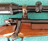 """Rigby -- London -- 270 Win. -- RARE Light Deluxe Magazine Rifle -- 24"""" Bl -- Mint - 18 of 25"""