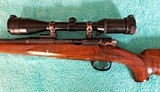 """Rigby -- London -- 270 Win. -- RARE Light Deluxe Magazine Rifle -- 24"""" Bl -- Mint - 9 of 25"""