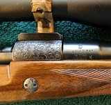 """Rigby -- London -- 270 Win. -- RARE Light Deluxe Magazine Rifle -- 24"""" Bl -- Mint - 20 of 25"""