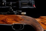 Holland & Holland, RARE sq.br. MAGNUM Mauser, Deluxe, 375 - 13 of 25