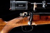 """Rigby - London - 270 Win RARE Light Deluxe Magazine Rifle 24"""" Bl. - Mint - 9 of 19"""
