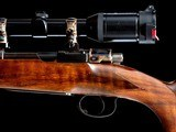 """Rigby - London - 270 Win RARE Light Deluxe Magazine Rifle 24"""" Bl. - Mint - 12 of 19"""