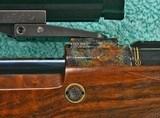 Waffen JungPremier World Maker Dbl Sq Br Mag Mauser 416 Rigby a Best Gun- Mint - 25 of 25