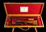 Johann Fanzoj Sidelock Ejector Double Rifle, 500-465 NE, Best Gun, Near Mint