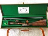 """Darne Sliding Breech, Model V-19 Takedown, 12 ga. 28"""", 2 3/4"""" Cased, Excellent Plus"""