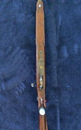 """Rigby - London -243 Win - Light Sporting Magazine Rifle - 23"""" Bl -- 99% Condition - 10 of 23"""