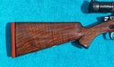 """Rigby - London -243 Win - Light Sporting Magazine Rifle - 23"""" Bl -- 99% Condition - 2 of 23"""