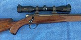 """Rigby - London -243 Win - Light Sporting Magazine Rifle - 23"""" Bl -- 99% Condition - 16 of 23"""
