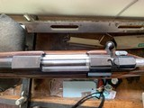 """Rigby - London -243 Win - Light Sporting Magazine Rifle - 23"""" Bl -- 99% Condition - 20 of 23"""