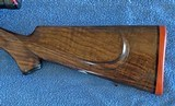 """Rigby - London -243 Win - Light Sporting Magazine Rifle - 23"""" Bl -- 99% Condition - 7 of 23"""