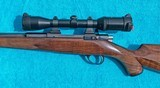 """Rigby - London -243 Win - Light Sporting Magazine Rifle - 23"""" Bl -- 99% Condition - 8 of 23"""