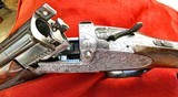 """Krieghoff Ulm Dural Sidelock Ejector o/u, 16 Ga, 28"""" bls, hand detachable locks, EXC PLUS - 25 of 25"""