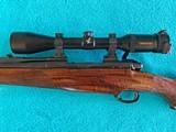Ralf Martini Gunmaker -- Big Game Magazine Rifle -- .338 Win Mag -- Mint - 13 of 19