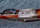 "Arrizabalaga SLE, Holland & Holland Scroll model, Best Gun 20 Ga. 26 1/2"", Self-Opener, Cased, Near Mint - 13 of 20"