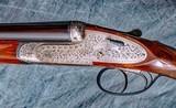 "Arrizabalaga SLE, Holland & Holland Scroll model, Best Gun 20 Ga. 26 1/2"", Self-Opener, Cased, Near Mint - 16 of 20"