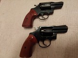 Pair of mint COLT Detective Special, 2nd Issue, cal .38Spl Revolver.