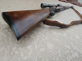 Rare FERLACH - Austria made MAUSER K98 style Rifle in .30-06 with quick release GERMAN Scope - 8 of 14
