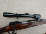Rare FERLACH - Austria made MAUSER K98 style Rifle in .30-06 with quick release GERMAN Scope - 6 of 14