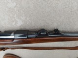Rare FERLACH - Austria made MAUSER K98 style Rifle in .30-06 with quick release GERMAN Scope - 11 of 14