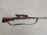 Rare FERLACH - Austria made MAUSER K98 style Rifle in .30-06 with quick release GERMAN Scope