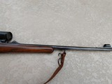 Rare FERLACH - Austria made MAUSER K98 style Rifle in .30-06 with quick release GERMAN Scope - 3 of 14