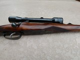 Rare FERLACH - Austria made MAUSER K98 style Rifle in .30-06 with quick release GERMAN Scope - 9 of 14