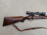Rare FERLACH - Austria made MAUSER K98 style Rifle in .30-06 with quick release GERMAN Scope - 5 of 14