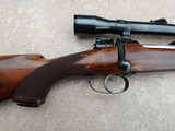 Rare FERLACH - Austria made MAUSER K98 style Rifle in .30-06 with quick release GERMAN Scope - 10 of 14