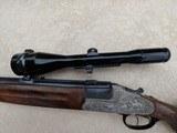 "Top quality KRIEGHOFF Model ""ULM PRIMUS"" O/U Rifle-Shotgun Combo in 7x65R & 12/70ga with ZEISS scope"