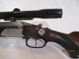 """Mint West-German made SAUER & SOHN Model """"Luxus"""" Drilling with HENSOLDT Diavari 1.5-6X42 Scope - 4 of 14"""